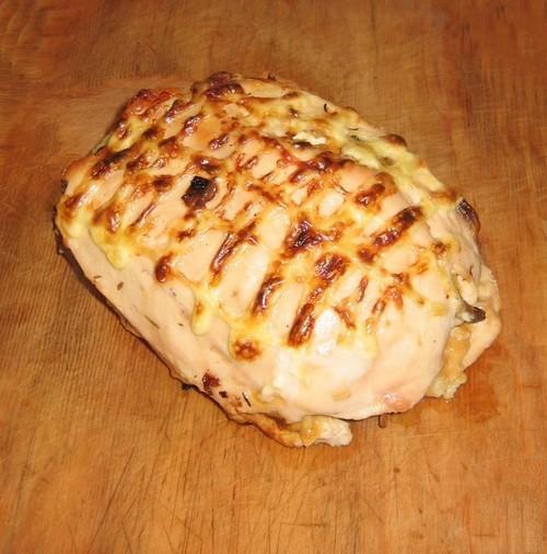 рецепт мясного рулета с грибами в духовке
